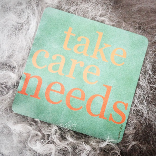 Take care needs