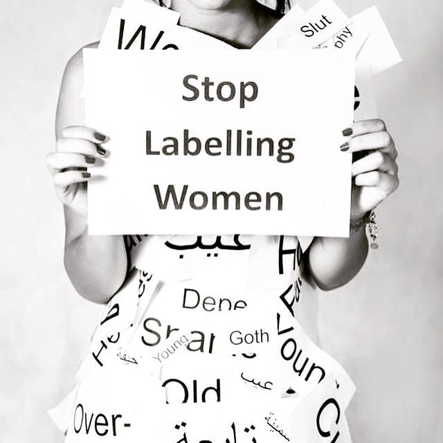Stop labelling women