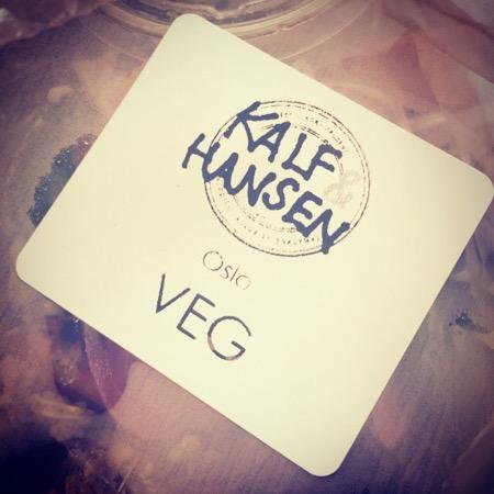 Bästa vegitariska lunchen