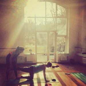 PT yoga