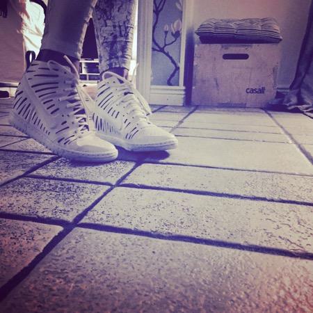 Sommar sneakers
