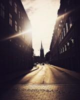 Min lediga dag i Stockholm