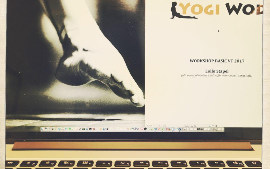 Yogiwod basic workshop